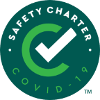 Covid-19 Safety Charter Logo