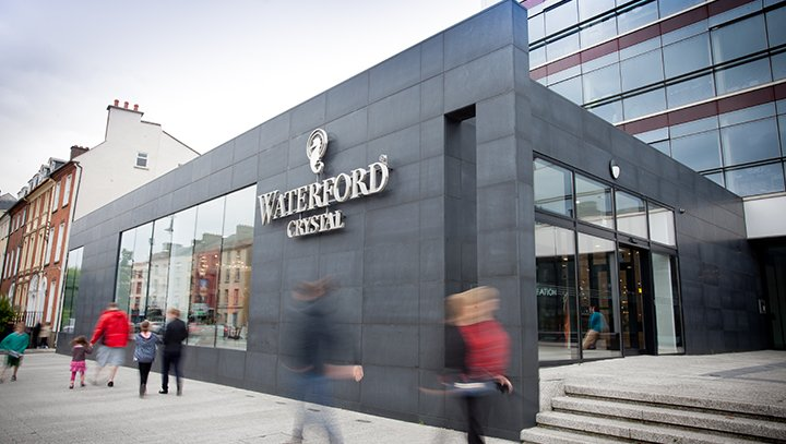 Day Tour To Waterford Crystal Kilkenny City Amp The Suir