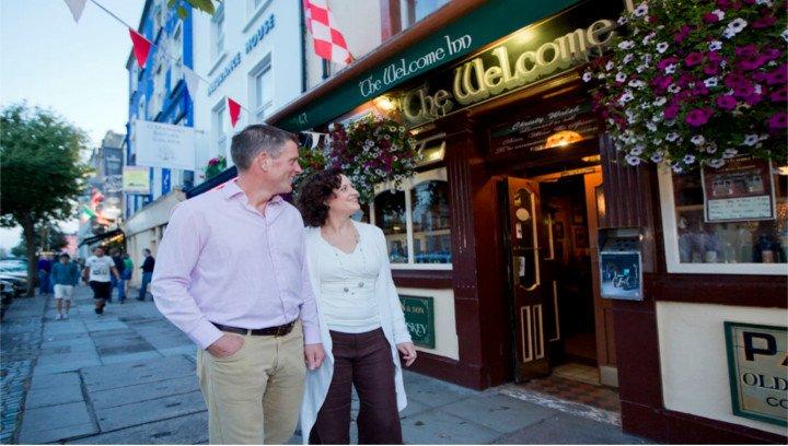 Cobh Hop On Hop Off Tours Ireland