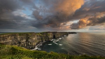 Cliifs Of Moher