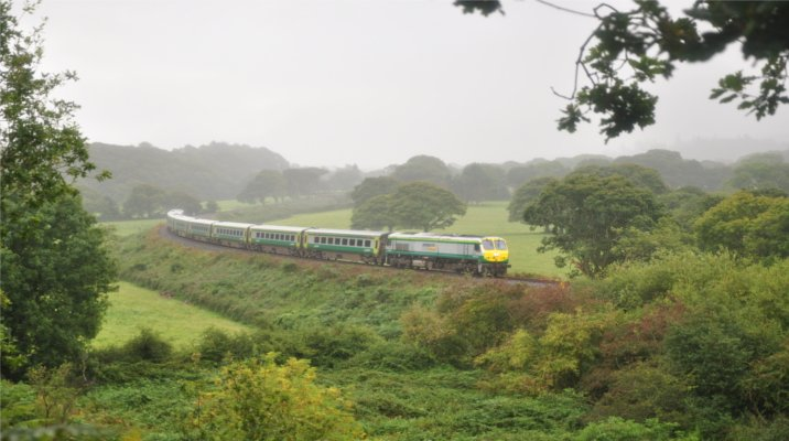 CountrySide Train