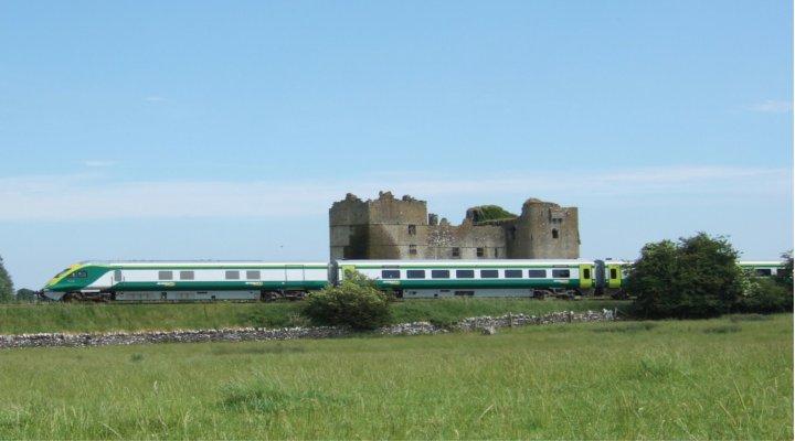 Ireland Train Escorted Tours