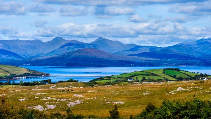 Ring Of Kerry Bus Tour From Killarney